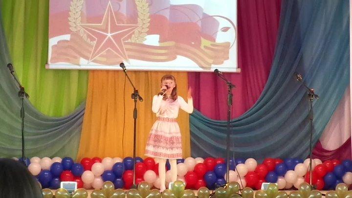 Диплом 1 степени на Районном конкурсе Песня собирает друзей