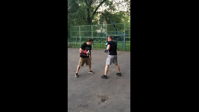 Тайский бокс кикбоксинг