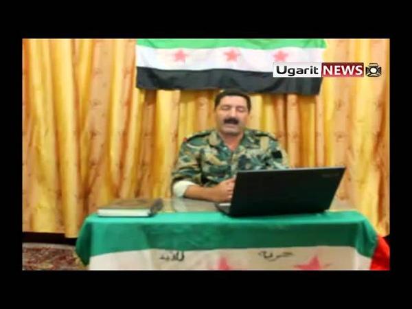 11 11 2012 أوغاريت كل عسكري في جيش بشار الاسد هدف مشروع اعتبارا من الغد