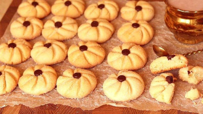 Супер вкусное и быстрое Д🍪МАШНЕЕ ПЕЧЕНЬЕ Объедение Идеальный рецепт домашнего печенья Cookies