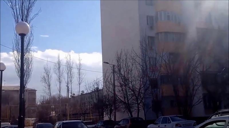 Как выглядел квартал Ц массива Чиланзар г. Ташкент.
