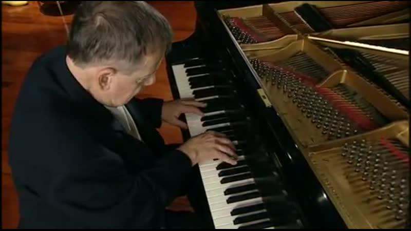 Pete Jolly from Piano Blues