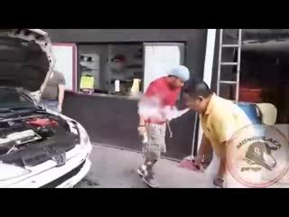 Когда уже не знаешь что делать с машиной