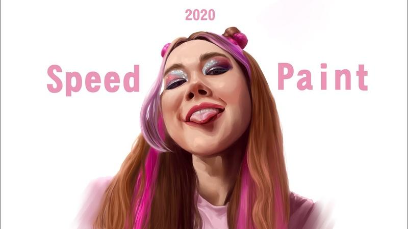 ~SPEEDPAINT~Anastasiz~2020