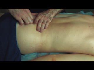 Техника массажа, рекламный ролик