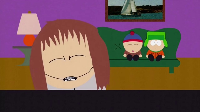 Christmas Day in the Morning South Park full clip