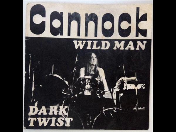 Cannock – Wild Man ( 1974, Germany )