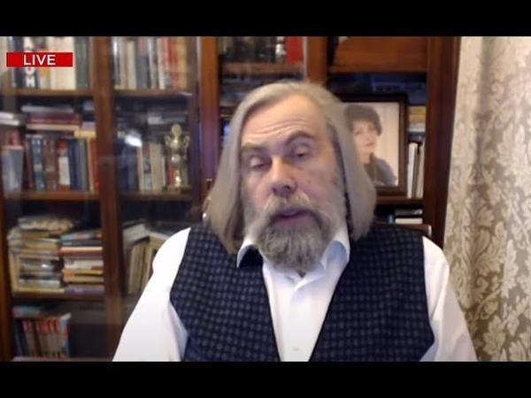 МИХАИЛ ПОГРЕБИНСКИЙ в Большом Вечере на NEWSONE 22.05.20 | Полная запись эфира