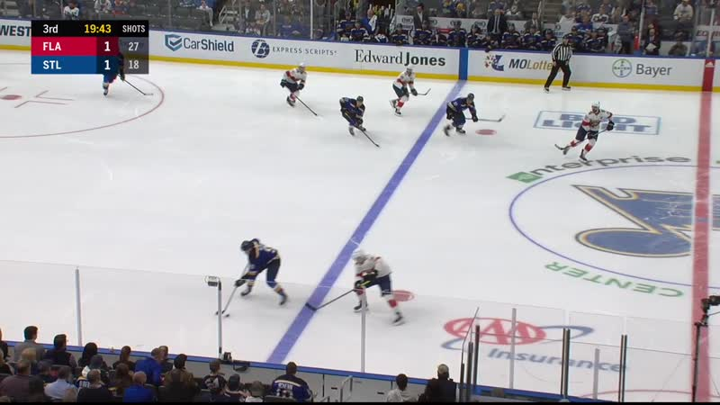 NHL.RS.2020.03.09. Florida Panthers @ St Louis Blues