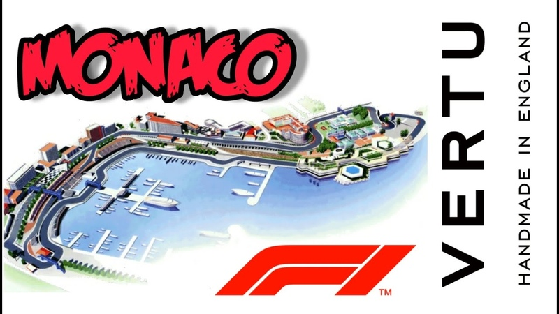 ОБЗОР Vertu Ascent Racetrack Legends Limited Edition by Monaco в 4K