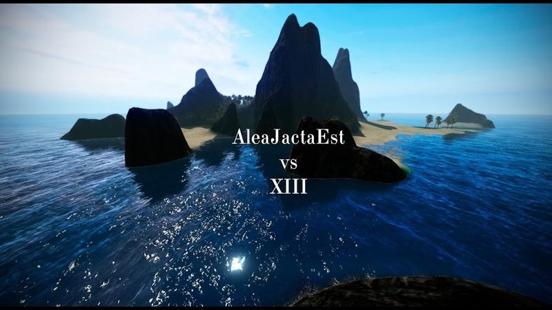 AJE 36 vs XIII 67