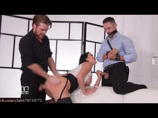 Jasmine Jae - Sit & Watch - Submissive Husband Watches Wife's Cowgirl Ride sexwife cuckold Муж вернулся домой и спалил жену