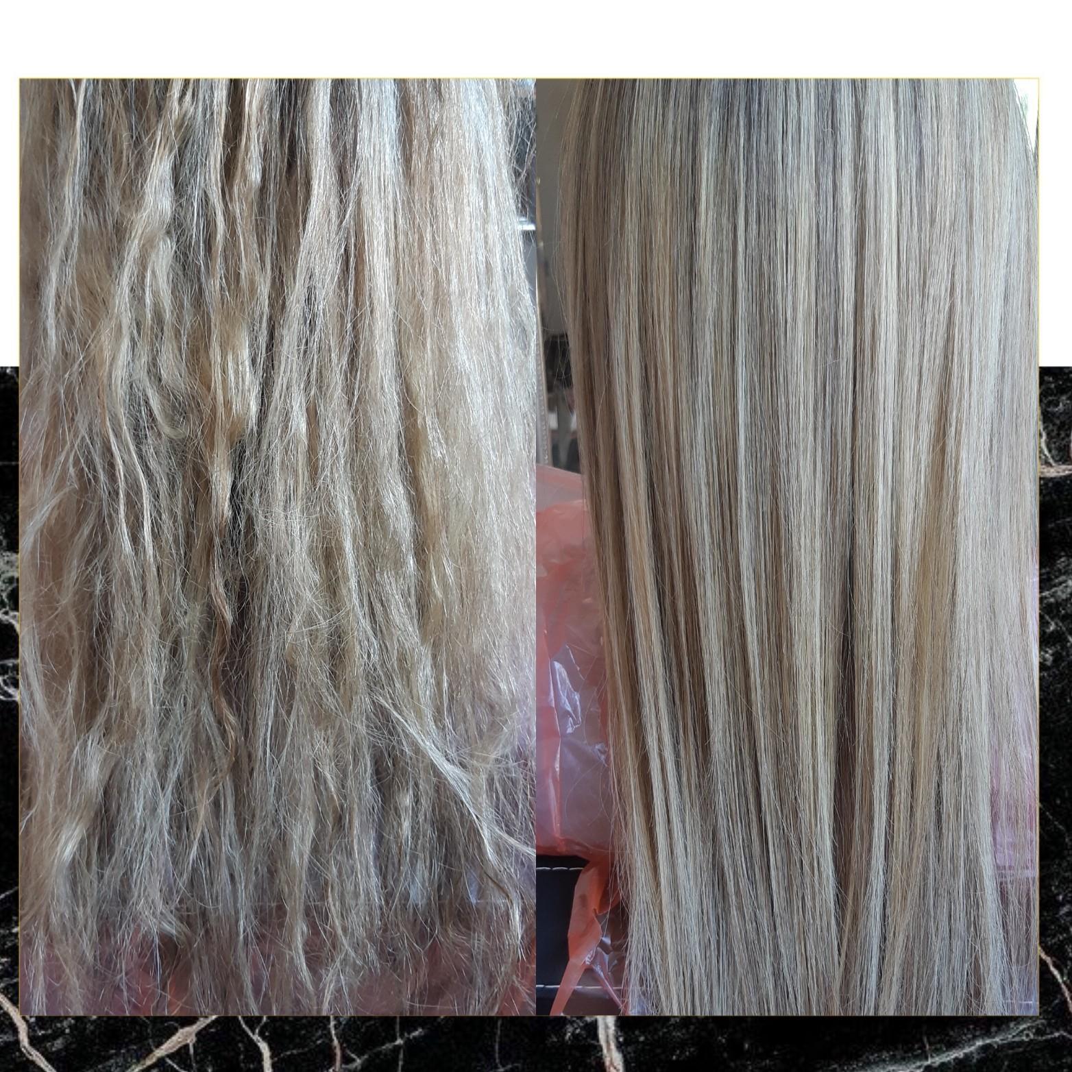 До конца Августа супер-скидки на любые процедуры для волос‼
