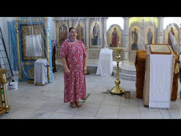 Поздравление с Праздником Почаевской иконы Божьей Матери матушка Валентина Корниенко