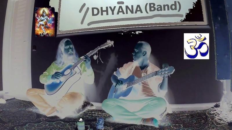 DHYANA (Band) - Сonstellations (Музыкотерапия 02.10.2020 Live)