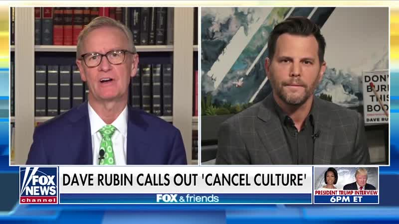 20 06 11 What Art Will Survive Gone With The Wind Off HBO Dave Rubin Responds POLITICS Rubin Report