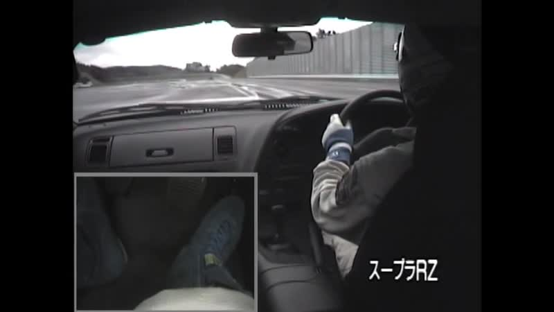 A80スープラ登場 国産スーパースポーツ ジムカーナテスト Best MOTORing 1993