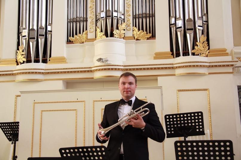 Фото из личного архива. Студент Казанской государственной консерватории им. К. Жиганова