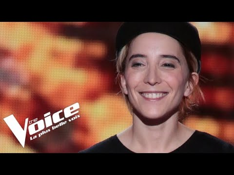 Marc Lavoine Les yeux revolver Gustine The Voice France 2020 Blind Audition