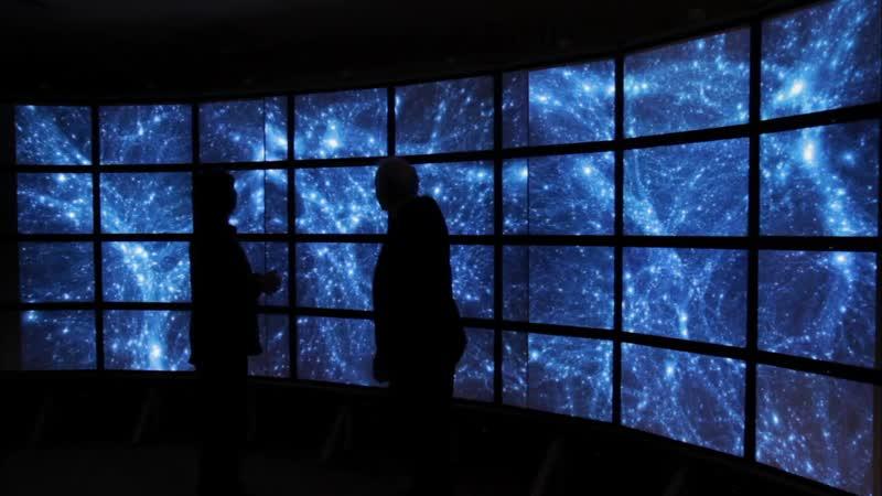 Загадки тёмной материи 2012