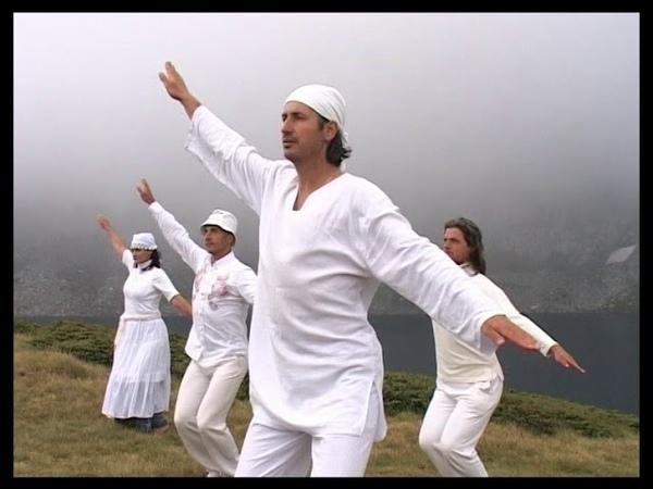Упражнения для духа и тела Учителя Петра Дынова (Беинса Дуно) - фильм 1.