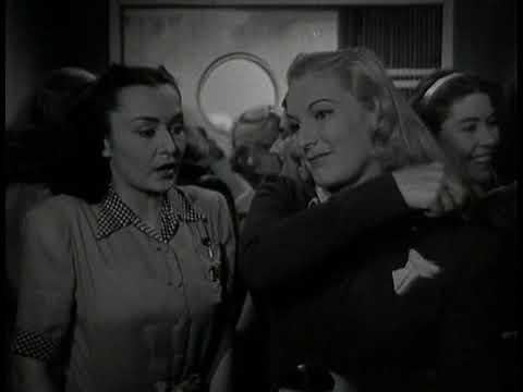 Šťastnou cestu,film,Československo,1943,Mandlová,Vítová,Štěpničková,Gollová,Dítětová,Kohout
