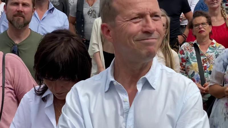 FREIHEIT UND DEMOKRATIE FÜR DEUTSCHLAND UND DIE WELT 4. JULI 2020
