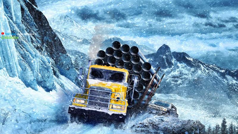 SnowRunner ➤ Аляска завершена Начинаю изучение Таймыра ➤ 22