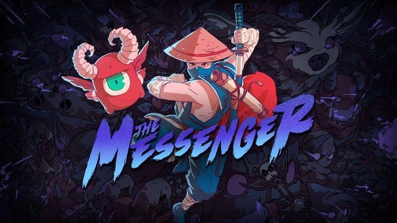 🔵The Messenger ◤18◥Сразу две ноты!
