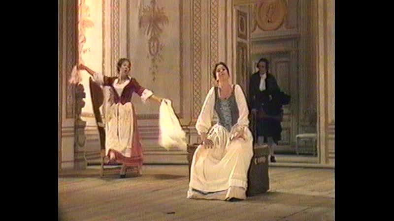 Стокгольмская опера Свадьба Фигаро Act I