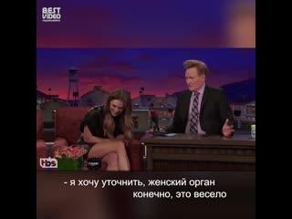 Алая Ведьма из Мстителей и русские ругательства) -