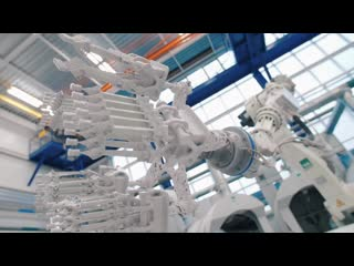 Процесс изготовления форм для турбинных лопаток на ОДК-Сатурн