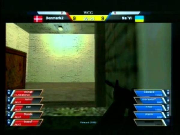 Na`Vi vs mTw Grand Final WCG 2010 @de train