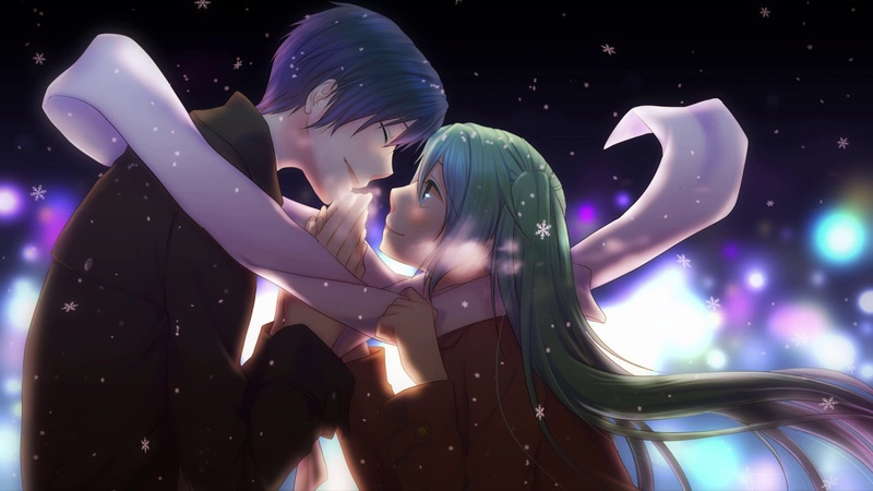 KAITO Hatsune Miku It's the Most Wonderful Time of the Year Vocaloid cover