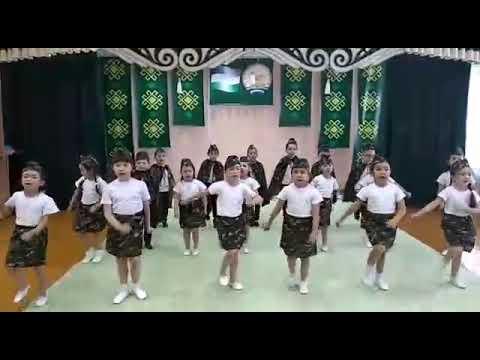 Линара Рәхмәтуллина Әбйәлил районы Асҡар ауылы Флешмоб Етеган 2020