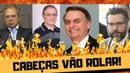 CABEÇAS VÃO ROLAR!