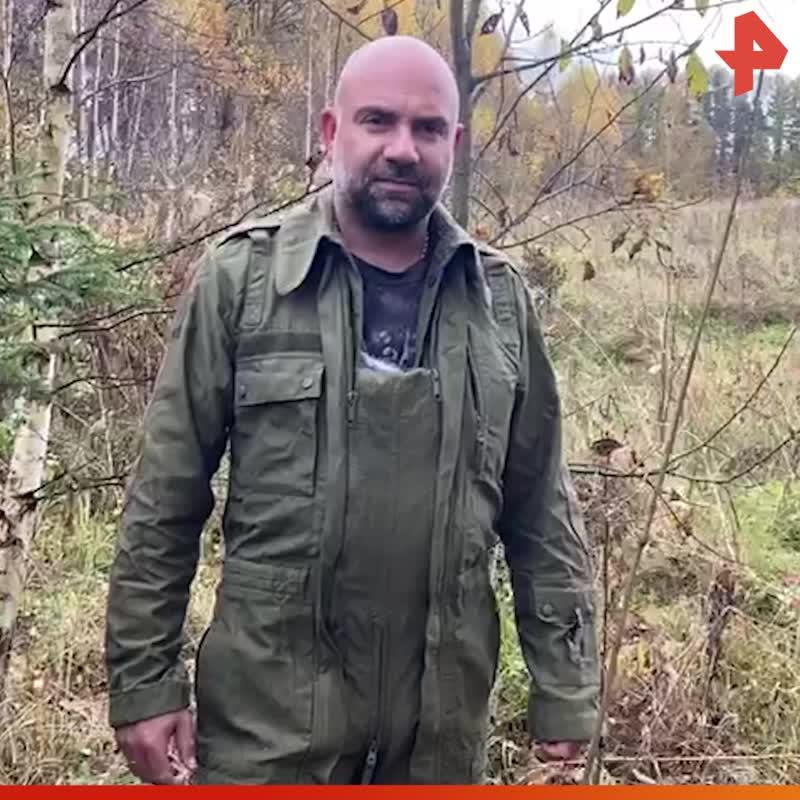 Тимофей Баженов болеет за наших / #РЕНТВ