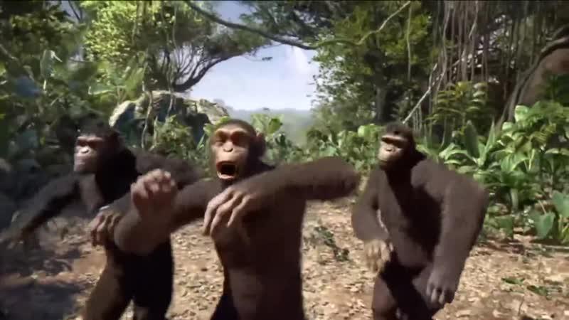 Планета обезьян по русски Почему так больно remix convert video