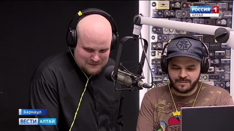 Андрей Державин пообщается с барнаульцами в эфире радиостанции Heart FM