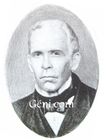 Купец Петтери Берг (1813 — 1893)