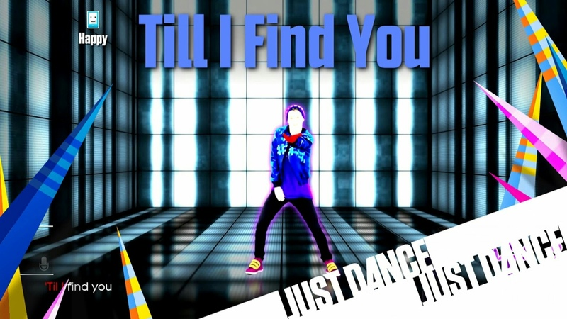 Just Dance 2015 Till I Find You