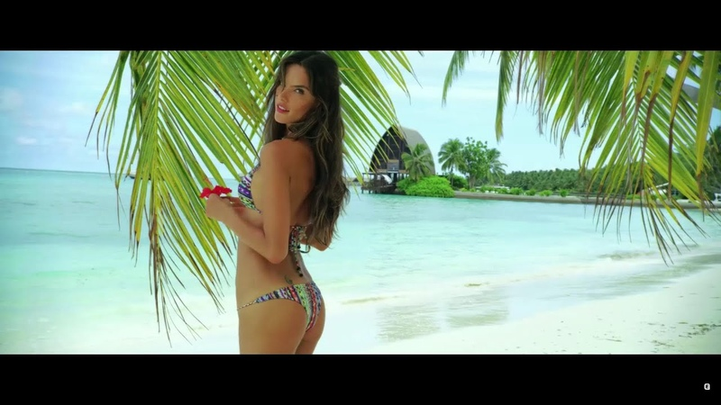 Alessandra Ambrosio HD Armin van Buuren Ana Criado Down To Love Nika Key Edit