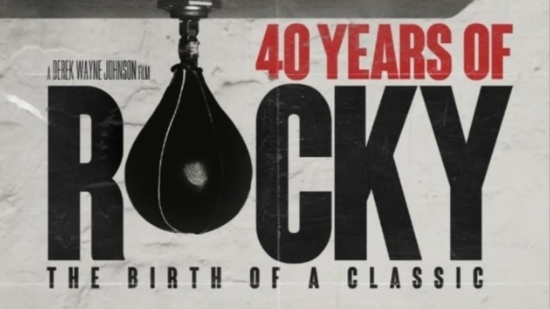 40 лет Рокки: Рождение классики /40 Years of Rocky: The Birth of a Classic (2020) трейлер