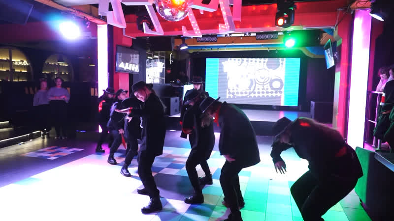 ATEEZ - HALA HALA [cover by F2F] MizOn kpop cover dance fest