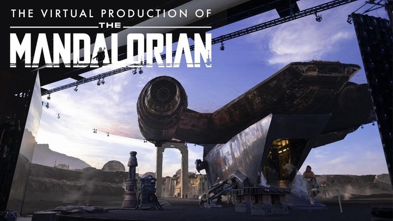 The Virtual Production of The Mandalorian Season One