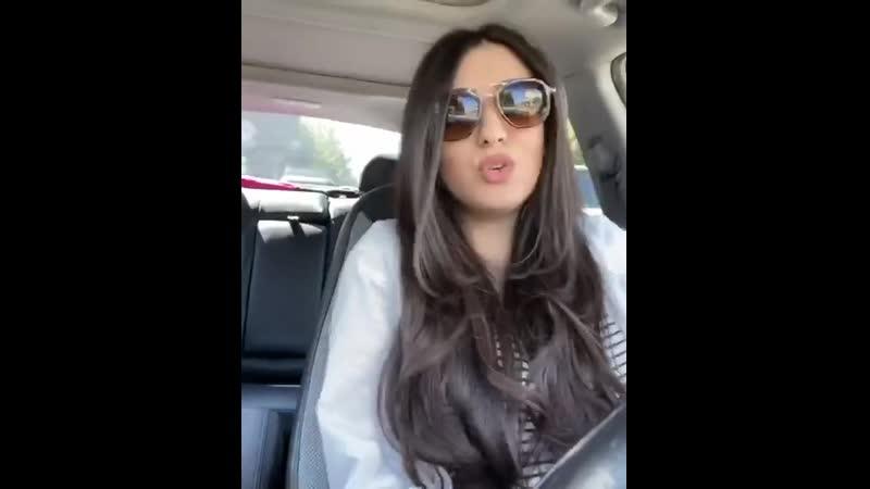Monika Nazaryan Ով՞ է սպասում այս գեղեցիկ երգի