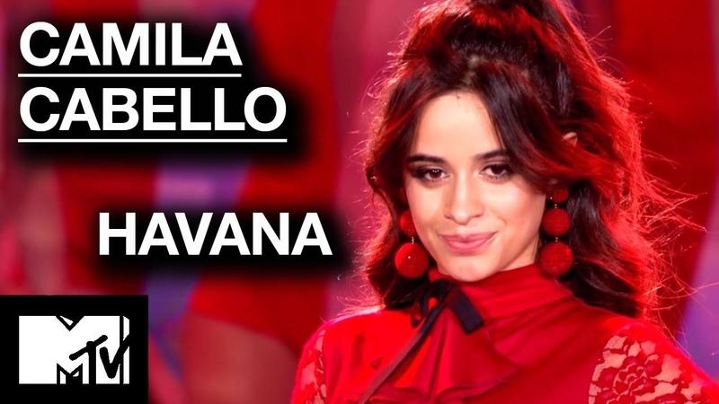Camila Cabello Havana LIVE MTV EMA 2017
