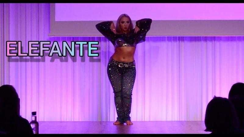 DIVA DARINA NK ELEFANTE The most popular dance of 2020 Diva Style