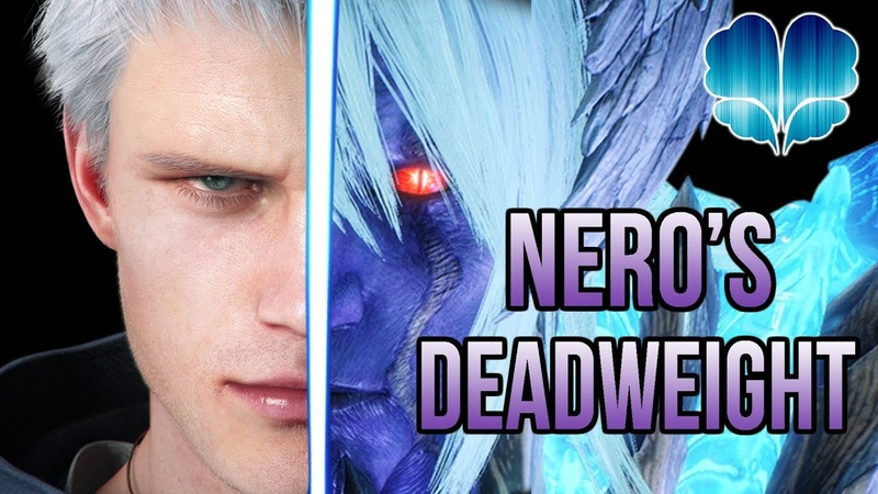 Nero's Deadweight Devil May Cry 5 Analysis