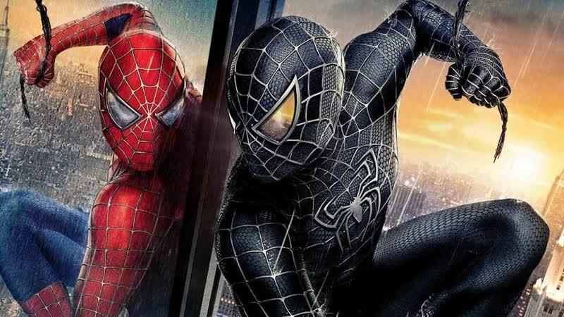 Человек паук 3 Враг в отражении 2007 🎬 720p